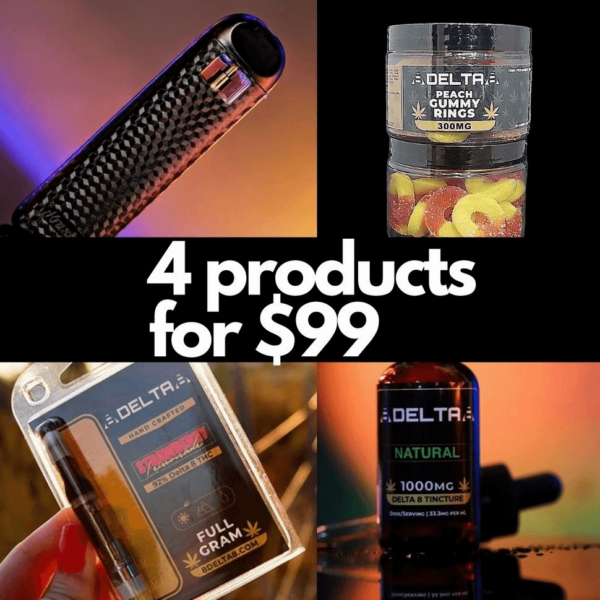 buy Pick 4 Products for $99