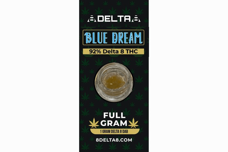 buy 1 Gram Delta-8 Dabs